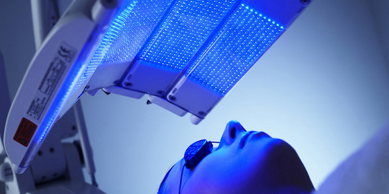 Photodynamic Therapy (PDT) at Scars Center