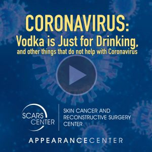Podcast: Coronavirus - Vodka Is Just For Drinking, and other things that do not help with coronavirus