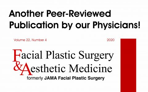 JAMA Facial Plastic Surgery